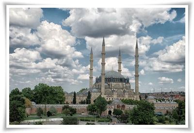 edirne selimiye-camii